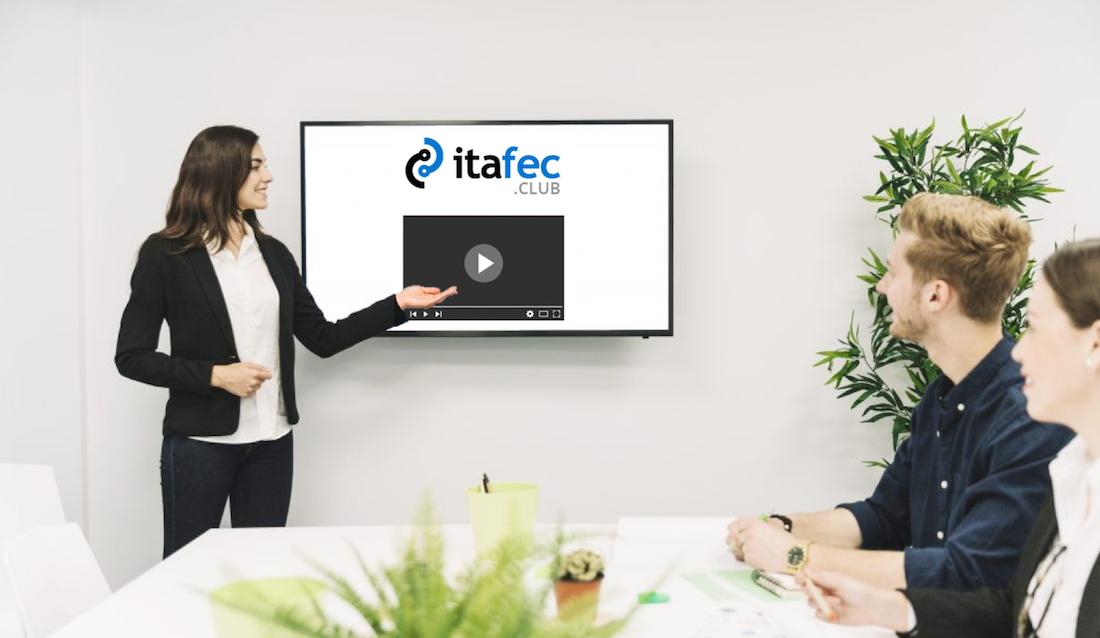 ITAFEC lanza el Club ITAFEC, un espacio de visualización privado para eventos