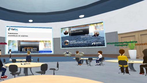 ITAFEC organiza de forma online eventos multitudinarios y asambleas generales